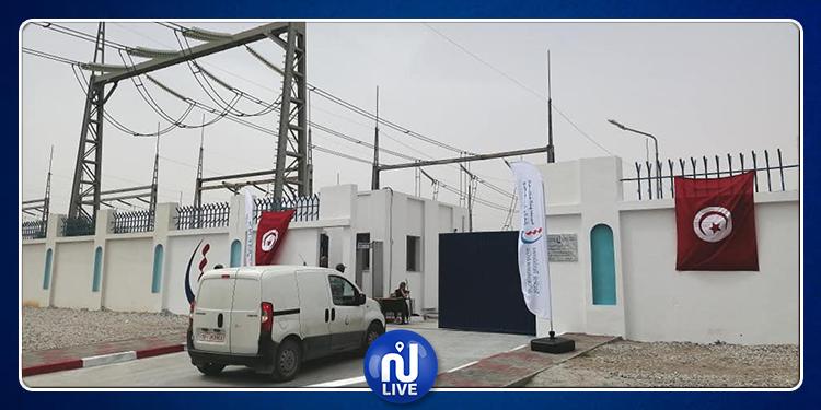 تونس تشرع في تشغيل المحطة المصفحة لتوليد الكهرباء بسوسة