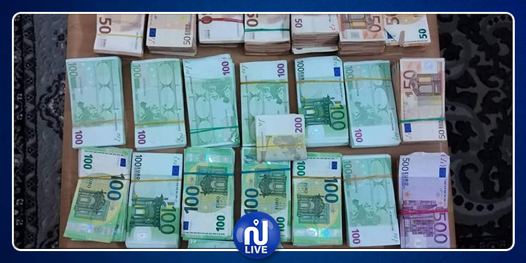 بن قردان: إحباط محاولة تهريب مبلغ 223 ألف أورو
