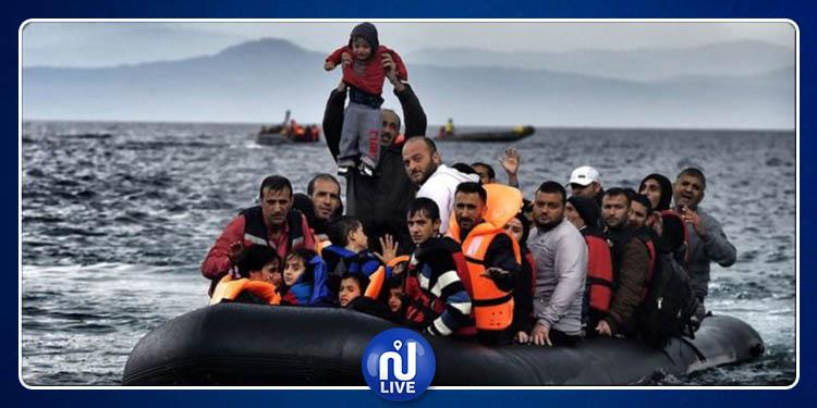 تركيا: مقتل ثمانية أشخاص في غرق زورق يقل مهاجرين