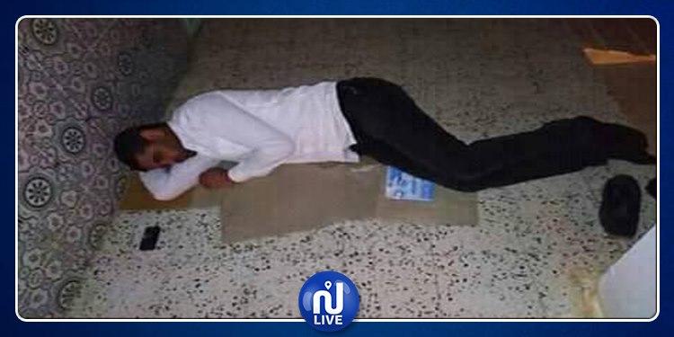 قفصة: رئيس بلدية سيدي بوبكر يعتصم مع الأهالي