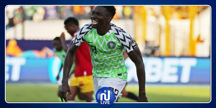 CAN-2019 : Le Nigeria bat la Guinée et se qualifie au second tour (1-0)