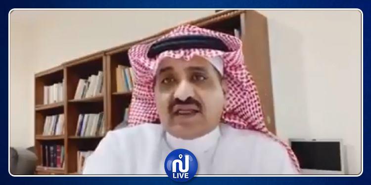 إعلامي سعودي يصف الفلسطينيين بالمتسولين