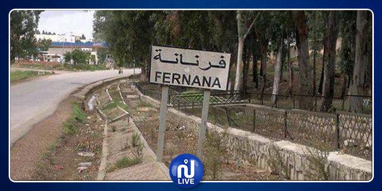 فرنانة: محتجون يغلقون الطريق بسبب انقطاع مياه الشرب