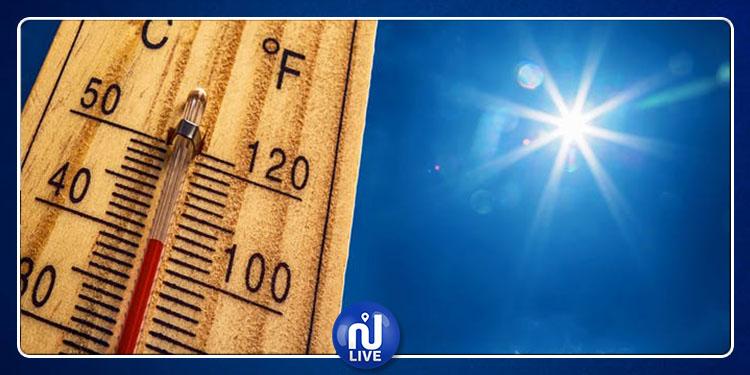 درجات حرارة قياسية بداية من الخميس