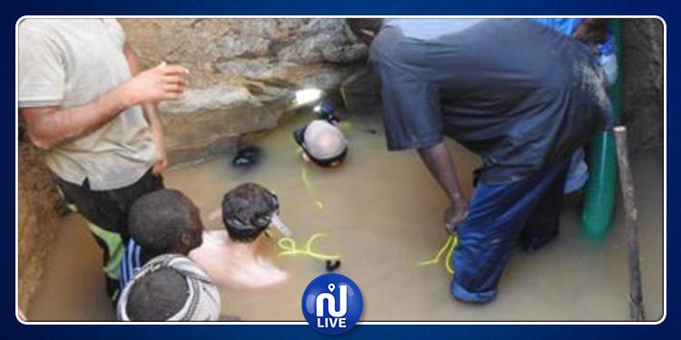 السودان: اكتشاف مقبرة فرعونية تحت الماء