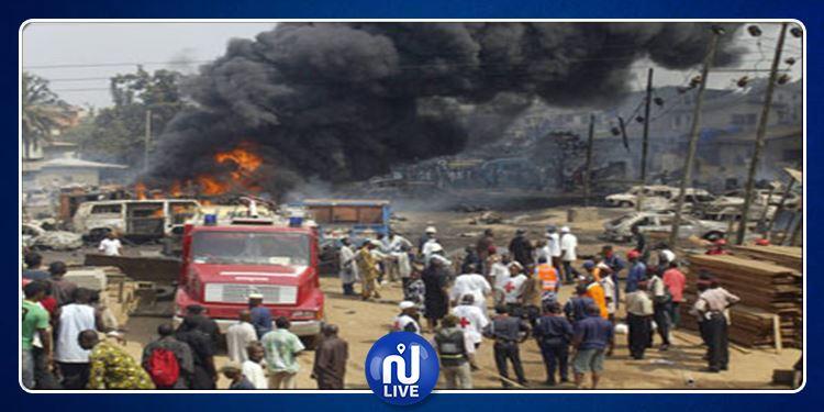 نيجيريا: شاحنة لنقل الوقود تقتل 50 شخصا