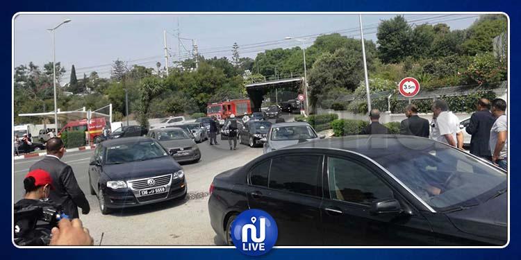 قصر قرطاج: بداية وصول الوفود المشاركة في مراسم دفن الرئيس الراحل(فيديو)