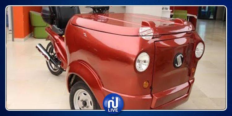 عربة جديدة تونسية التصنيع (صور)