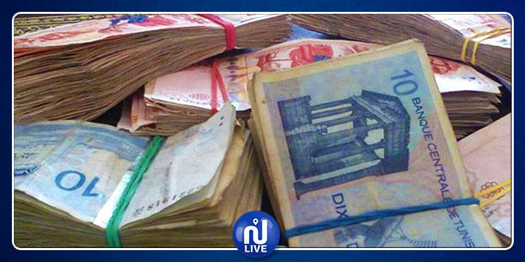 استخلاص مقابيض بقيمة 4 آلاف مليون دينار خلال 2019