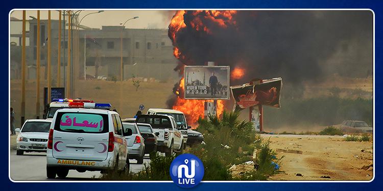 ليبيا: ست دول تدعو إلى وقف القتال فورا