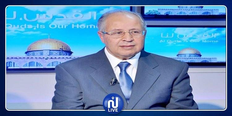 إبراهيم الوسلاتي: ''لا نريد حربا أهلية..جرّاء قانون الإقصاء''
