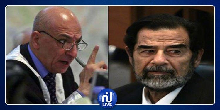 وفاة القاضي العراقي رؤوف رشيد !