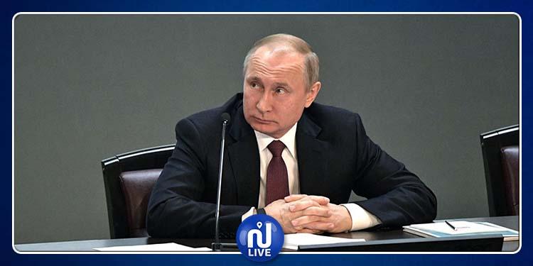 بوتين: متطرّفون قادمون من سوريا يتدفقّون على ليبيا