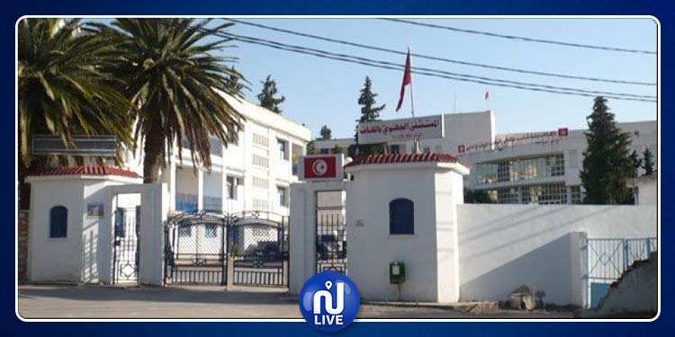 الكاف: أعوان المستشفى يحتجون للمطالبة بإعادة المدير المقال