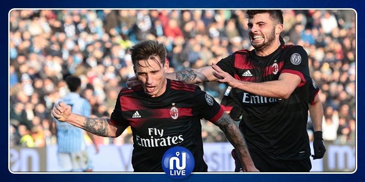 Italie : l'AC Milan, vainqueur de Parme et repart de l'avant …