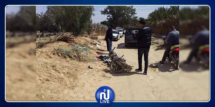 توزر: وفاة شاب صدمته سيارة الحرس الديواني خلال مطاردتها لمهربين!