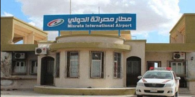 ليبيا: مطار معيتيقة يحوّل جميع رحلاته الجوية إلى مطار مصراتة