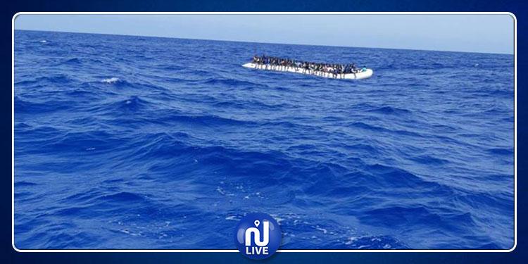 إنقاذ  290 مهاجرا بالمتوسط