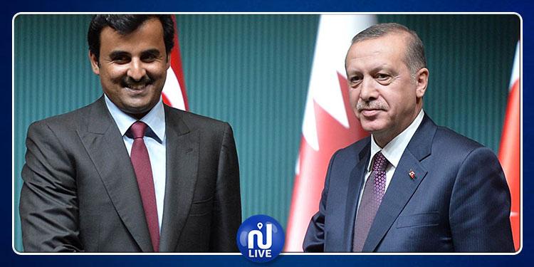 تقرير فرنسي: قطر و تركيا يواجهان انتكاسة غير مسبوقة