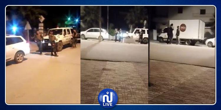 غار الدماء: إيقاف عملة ومتطوعين في خليل تونس بتهمة توزيع إعانات