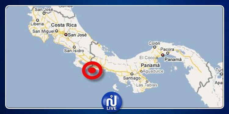 زلزال بقوة 6.2 درجة يضرب بنما