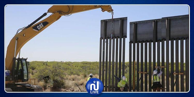 Un juge américain bloque le projet de Trump sur le mur frontalier