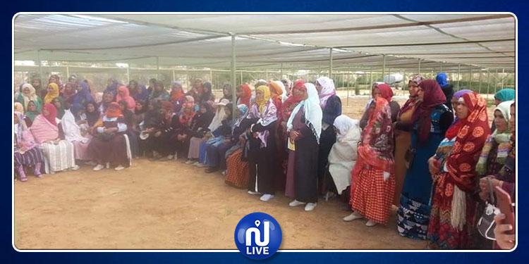 الصخيرة:  فشل تسجيل النساء الريفيات في منظومة ''احميني'' بسبب الفوضى والاحتجاجات
