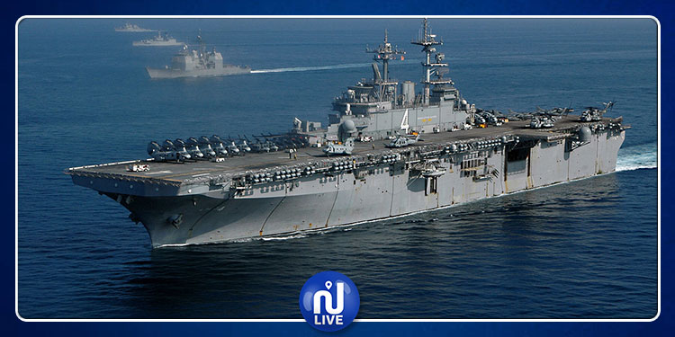 الولايات المتحدة ترسل 3 سفن حربية إلى الشرق الأوسط