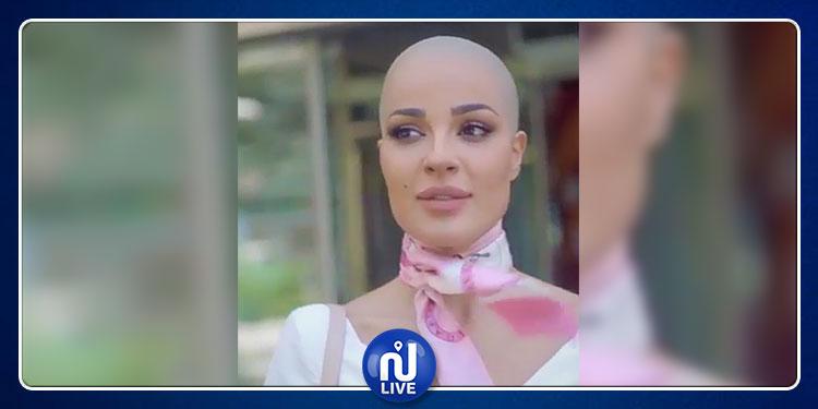 Nadine Najim se rase la tête