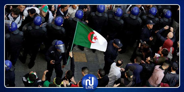 الجزائر: نشر 9 آلاف شرطي في العاصمة