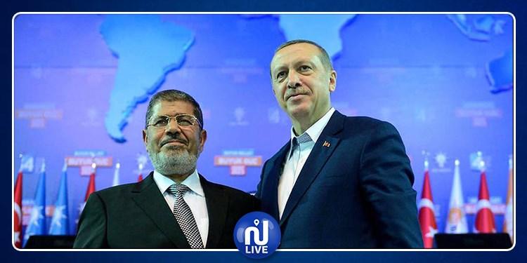Décès de Morsi : Erdoğan accuse les dirigeants égyptiens