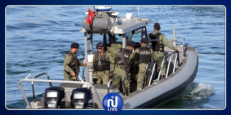 الهوارية: ضبط 10 أشخاص حاولوا اجتياز الحدود خلسة