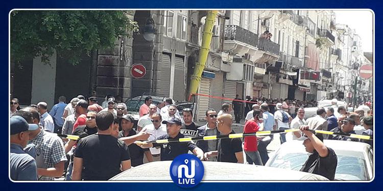 الداخلية تقدم تفاصيل التفجير الإنتحاري في نهج شارل ديغول