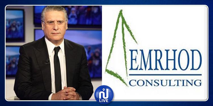 Emrhod consulting : Nabil Karoui en tête des intentions de vote