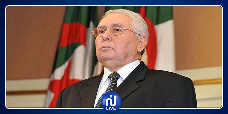 الرئيس الجزائري المؤقت يعلن استمراره في منصبه حتى انتخاب رئيس جديد