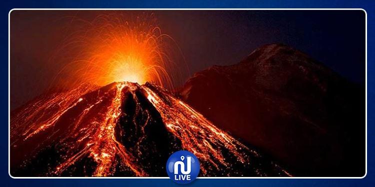 Italie : Réveil de l'Etna, le plus haut volcan d'Europe