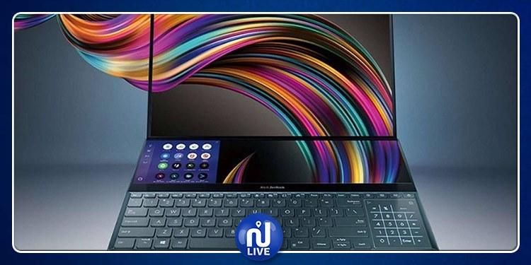 Asus Zenbook Pro Duo : le PC à double écran