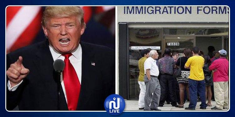 Trump expulse des ''millions'' d'immigrés sans-papiers