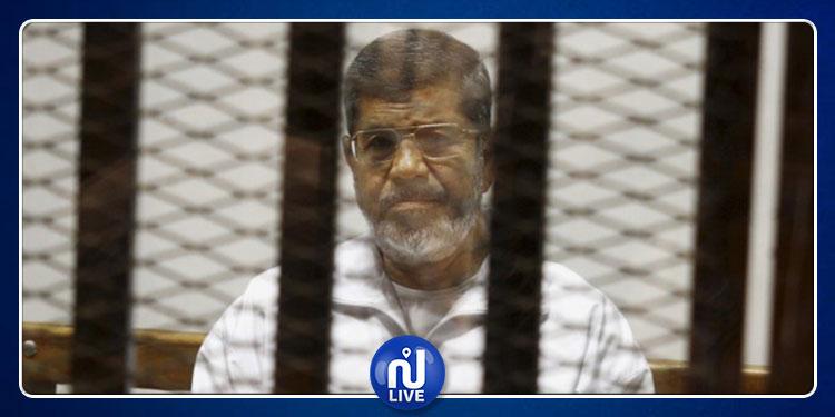 حركة النهضة تنعى محمد مرسي