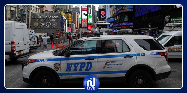 إحباط مخطط هجوم بقنابل يستهدف أشهر ميادين نيويورك