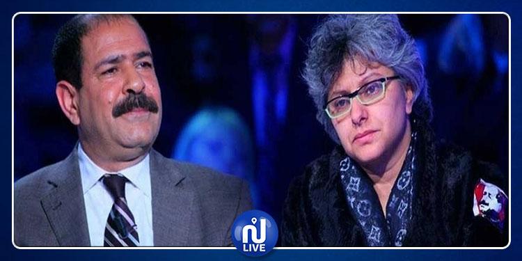 قضية الشهيد شكري بلعيد: بسمة الخلفاوي توضّح بخصوص ما راج حول اتهامها بالمشاركة في القتل