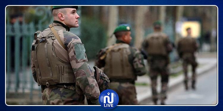 فرنسا: جنود يطلقون النار على رجل هددهم بسكين