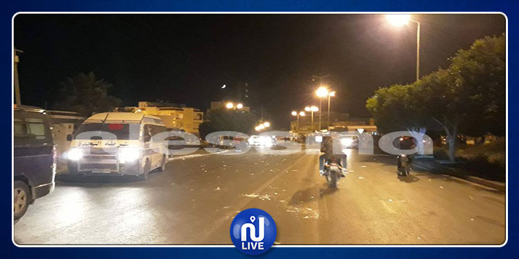 الوردانين: الأمن يتدخل بالغاز المسيل للدموع لتفريق شبان أغلقوا الطريق