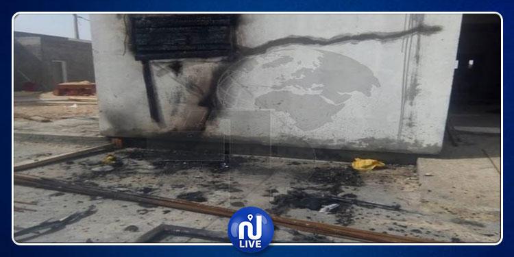 قبلي: نشوب حريق بالمقر الجديد لمندوبية التربية