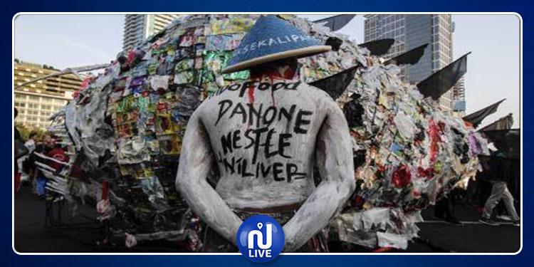 L'Indonésie renvoie vers la France des tonnes de déchets