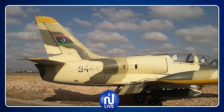 هبوط مقاتلة ليبية بمدنين: حكومة الوفاق الليبية تعلّق