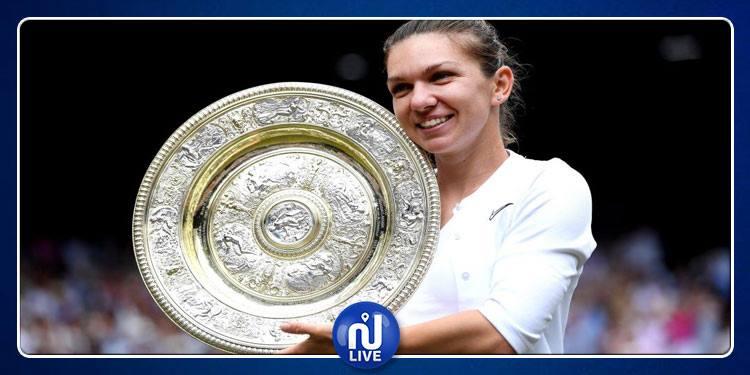 Tennis : Les Roumains acclament Simona Halep