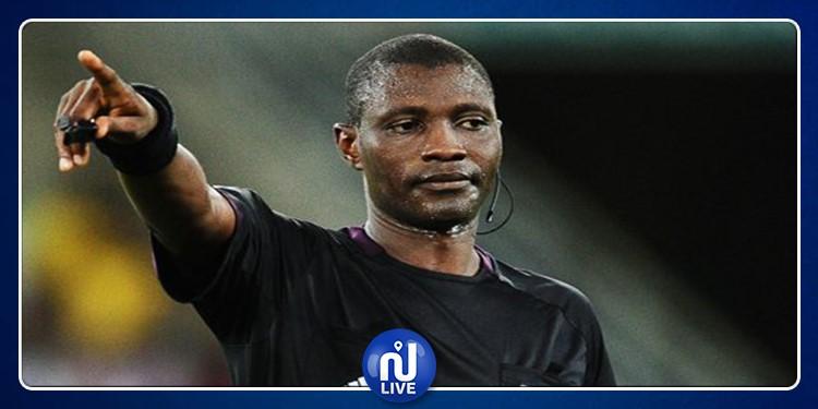Finale CAN2019: l'arbitre Camerounais Alioum remplace Gomes