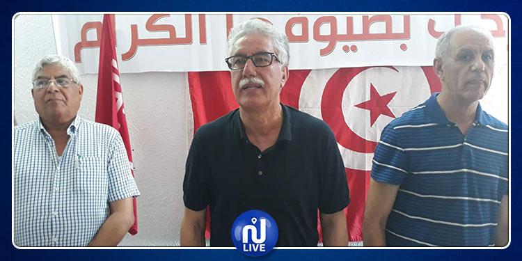 حمة الهمامي يحذر من تحويل الإرهاب إلى ورقة سياسية للتلاعب بسيادة البلاد