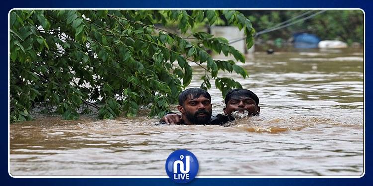 مصرع 136 شخصا وتضرر 10 ملايين جرّاء الفيضانات في الهند